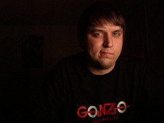 Gonzo Shirt - Night