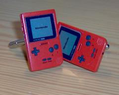 GameBoy Cufflinks